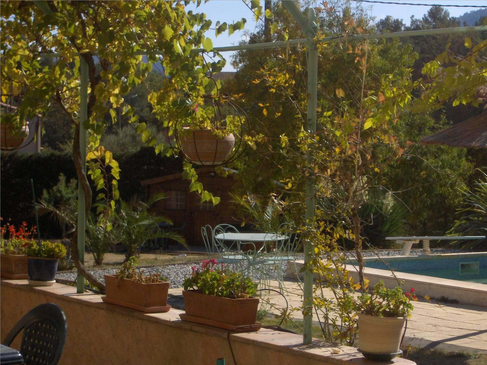 Maisonprovence - La cabane au fond du jardin laurent gerra ...